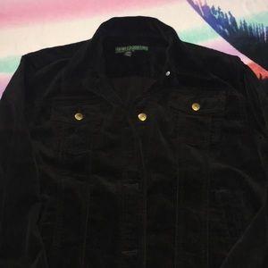 Ralph Lauren Corduroy Jacket